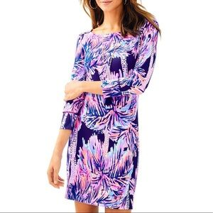 Lilly Pulitzer UPF 50+ Sophie Dress Palms Up